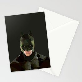 Ominous stance Stationery Cards