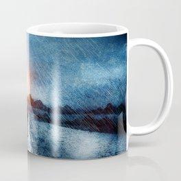 it's raining again Coffee Mug
