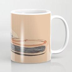 X-34 Landspeeder Mug