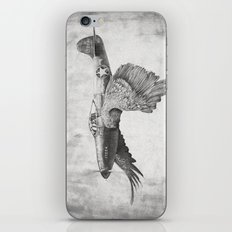 In which it's a bird. It's a plane. iPhone & iPod Skin