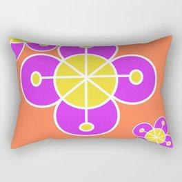 Kyoto Blossom Rectangular Pillow