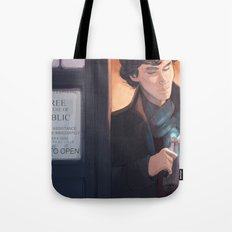 Consulting Timelord Tote Bag