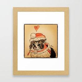 Day 841, 10 Dec, 2013 Framed Art Print