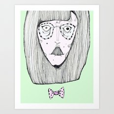 Scour  Art Print