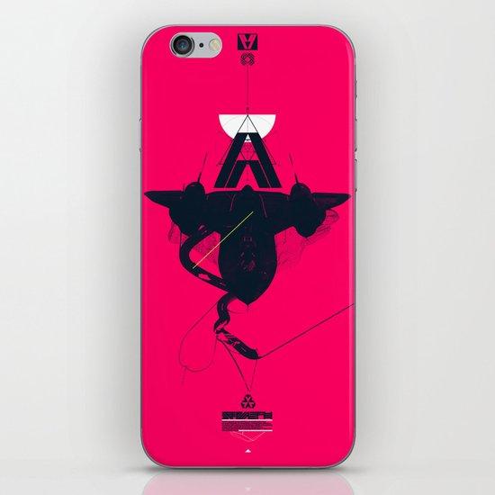 STEALTH:SR-71 Blackbird iPhone & iPod Skin