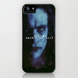 Painful Memories of a Past Life iPhone Case
