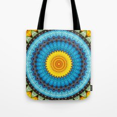 Sunburst tote bag by photosbyhealy