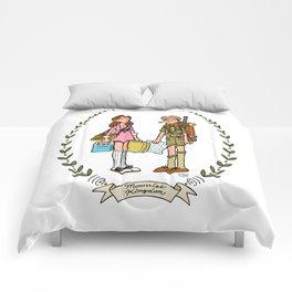 Moonrise Kingdom  Comforters