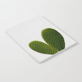 Heart Cactus Notebook