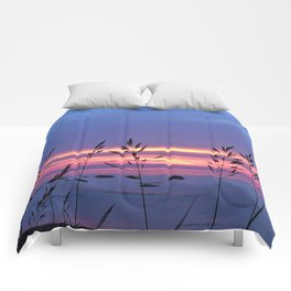Simplicity by the Sea Comforters