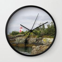 The Sailor's Signpost Wall Clock