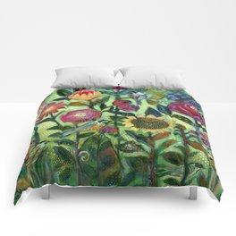Garden Santuary Comforters