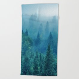 Forest Beach Towel