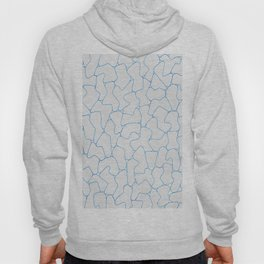 Stone Wall Drawing #1 Hoody
