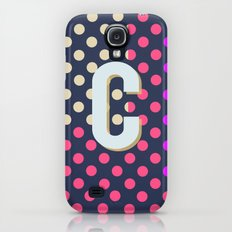 C is for Colorful Slim Case Galaxy S4