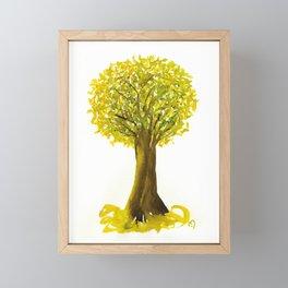 The Fortune Tree #5 Framed Mini Art Print