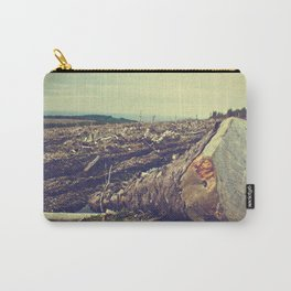 Deforestation Carry-All Pouch