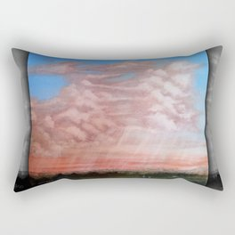 Jacobs Ladder (July 2014) Rectangular Pillow