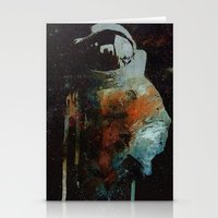 cowboy bebop Stationery Cards featuring Cowboy Bebop Cosmonaut by  Maʁϟ