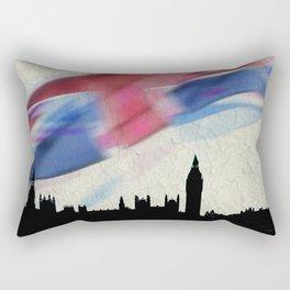 Rule Britannia Rectangular Pillow