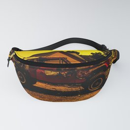 Eclipsed Pangaea Studios Fanny Pack