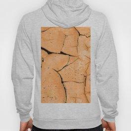 Cracked Terrain in Morocco Hoody