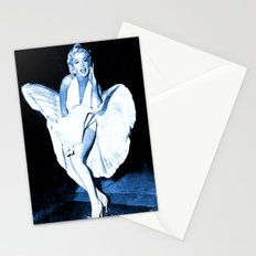 Marilyn Monroe Dress Stationery Cards