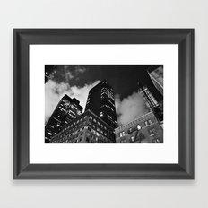 Gotham2 Framed Art Print
