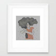 Luella Framed Art Print