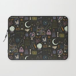 Haunted Attic Laptop Sleeve