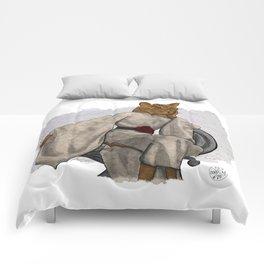 La Grande Dame, Couture Kitty Comforters