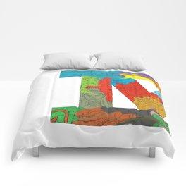 Define Fandom? Comforters