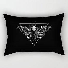 God Moth Rectangular Pillow