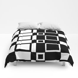 Chic Checkerboard Comforters