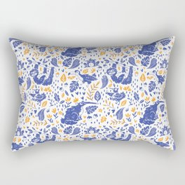 It's a jungle out there! Rectangular Pillow