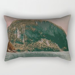 Terra Nova National Park Rectangular Pillow