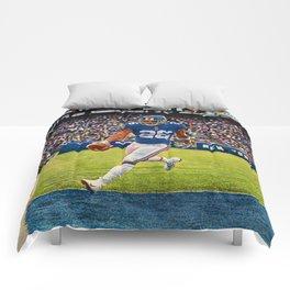 Giants Saquon Barkley Comforters