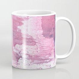 Plum abstract Coffee Mug
