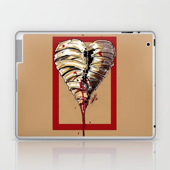 Razor Blade Romance Laptop & iPad Skin