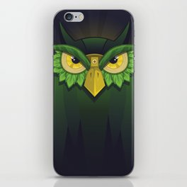 Royal Owl iPhone Skin