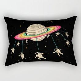 Happiness Go Round Rectangular Pillow