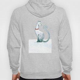 Winter Cat Hoody