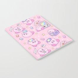 Kirby Gamer Notebook