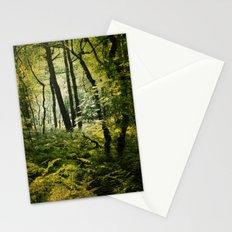 Dark Woodland Stationery Cards