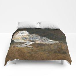 The Night Hunter by Teresa Thompson Comforters
