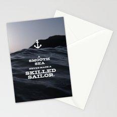 Skilled Sailor Stationery Cards