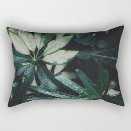 Tropical Rainforest Rectangular Pillow