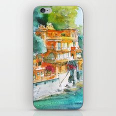 Dream place iPhone & iPod Skin