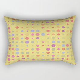 Abstract 01 Rectangular Pillow