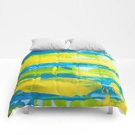 Paint (cool) Comforters